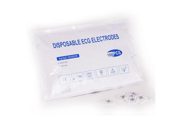 EMG/EOG/ECG Disposable Electrodes (small)