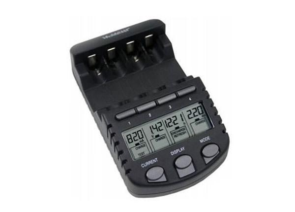 Technoline BC 700 Battery Charger Black